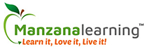 Manzana Learning Logo